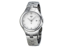 Tissot T12 Trend Silver Quartz Ladies Watch T0822101103700