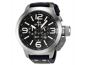 TW Steel Canteen 45mm Black Dial Chronograph Mens Watch TW6R