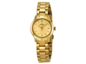 Fossil Archival Mini Gold-tone Stainless Steel Ladies Watch ES3166