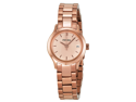 Fossil Women's Archival ES3167 Rose-Gold Stainless-Steel Quartz Watch with Rose-Gold Dial