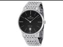 Hamilton Intra-Matic Untra-slim Automatic Black Dial Mens Watch H38455131