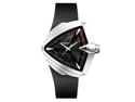Hamilton Ventura XL Automatic Black Dial Mens Watch H24655331
