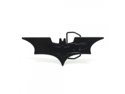 Batman Dark Knight Rises Metal Black Buckle