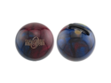 Retracting Handle Bowling Ball