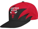 Mitchell & Ness NBA Chicago Bulls Throwback Shark T Tooth Snapback Hat