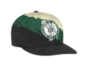 Boston Celtics Mitchell & Ness Vintage Paintbrush Snap Back Hat