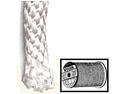 Wellington-Cordage 10131 #8 1/4-inch x 1000-foot Braided Nylon Rope