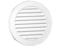 Canplas Inc 626053-00 18-Inch Round Gable Vent Decorative - Round - Each