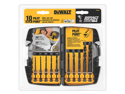DD5060 10-Piece Impact Ready Drill Bit Set