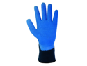 CLC 2032L Super Thermal Lined Latex Gripper Gloves - Large