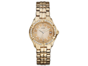 Guess Women's U11069L1 Gold Stainless-Steel Quartz Watch with Gold Dial