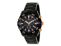 Swiss Precimax Formula-7 Pro SP12152 Men's Black Dial Stainless Steel Chronograph Watch