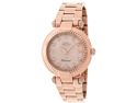 Swiss Precimax Women's Avant Diamond SP12136 Rose-Gold Stainless-Steel Swiss Quartz Watch w/ Mother-Of-Pearl Dial