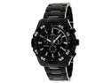Swiss Precimax Formula-7 Pro SP12061 Men's Black Dial Stainless Steel Chronograph Watch