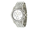Swiss Precimax Desire Elite SP12080 Women's Mother-Of-Pearl Dial Diamond Quartz Analog Watch