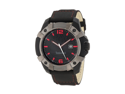 Timberland Men's Chocorua 13326JPBU/02A Black Nylon Quartz Watch with Black Dial
