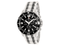 Swiss Precimax Men's Tarsis Pro SP13068 Two-Tone Stainless-Steel Swiss Chronograph Watch with Black Dial