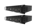 Seismic Audio - LE-3000Pair - Pair of Power Amplifiers  PA/DJ Amp 3000 Watts