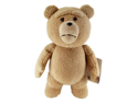 Ted 16-Inch Talking Plush Teddy Bear with Moving Mouth