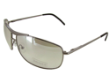 Timberland 3031 Slick Monochromatic Aviator Sunglasses