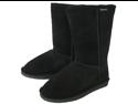 Bearpaw 'Emma' 10-Inch Suede Sheepskin Boot