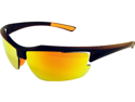Fila 'SF006' Matte Finish Athletic Sunglasses