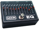 MXR M-108 Ten Band EQ pedal