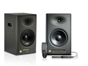 "JBL LSR4328P Active/Powered 8"" 2-Way Studio Monitor Pair w/ Accessory Kit LSR"