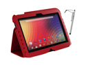 rooCASE Ultra-Slim Case w/ Stylus for Google Nexus 10