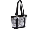 Donna Sharp Leah Tote, Salt & Pepper