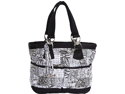 Donna Sharp Elaina Bag, Salt & Pepper