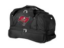 Denco Sports Luggage NFL Tampa Bay Buccaneers 22in. Rolling Duffel