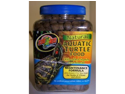Zoo Med Natural Aquatic Turtle Food Maintenance Formula 5/16in Size Pellet 6.5oz