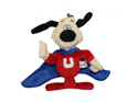 Multi Pet Underdog 9in Dog Toy