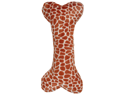 Vo-Toys Soft and Cuddle Jungle Print Bone Assorted Colors/Styles