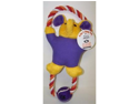 Classic Pet Products Plush, Rope, Canvas and Tennis Ball Elephant Dog Toy