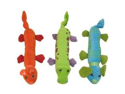 Vo-Toys Lots of Knots Long and Lankies 12in Dog Toy Assorted Colors