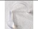 Acrylic Nostril Screw Retainer: 18 gauge