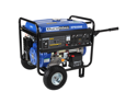 DuroMax XP8500E 8500 Watt 16.0 Hp Gas Generator with Electric Start, Wheel Kit