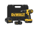 "DeWALT DC720KAR 1/2"" 18V Compact Drill Driver Kit 18 Volt (Reconditioned DC720KA"