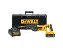 DeWALT DC385K 18V Cordless Reciprocating Recip Saw Sawzall Tool Kit - DC385