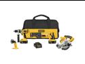 Dewalt 18V 4 Tool Combo Kit