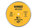 DW4761 10-in x 0.060-in Ceramic Tile Blade Wet