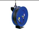 "Cyclone Pneumatic CP3634 3/8"" x 25' 300 PSI Retractable Air Compressor Hose Reel"