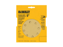 Dewalt Accessories 5in. 120 Grit Random Orbit Sanding Discs  DW4303  X
