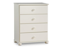 South Shore Furniture Sand Castle 4 Drawer Chest