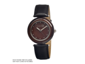 Earth Et1005 Brown Jasper Watch