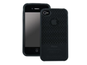 Apple iPhone 4 PureGear Crystal Silicone Soft Shell Case in PureGear Retail Package (Smoke)