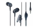 BlackBerry Z10 3.5mm In-Ear Stereo Hands-Free Headset (MetroPCS Brand) (Black)