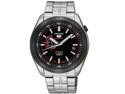 Seiko SSA069 Stainless Steel Case and Bracelet Automatic Black Dial Date Display